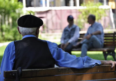 Signs of Senior Loneliness